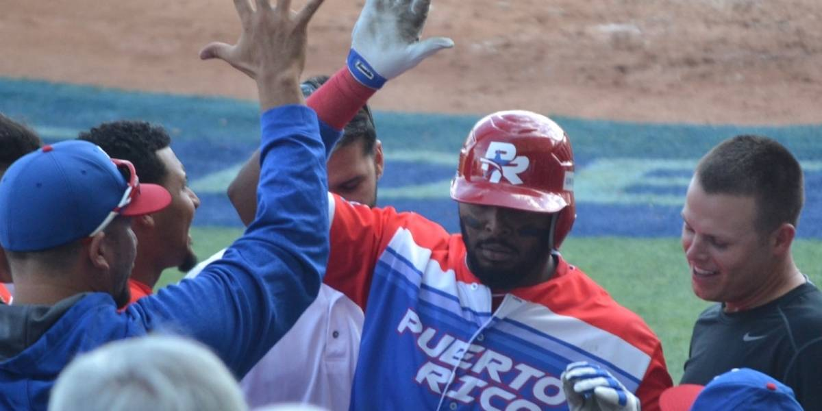 Puerto Rico pasa a la final de la Serie del Caribe