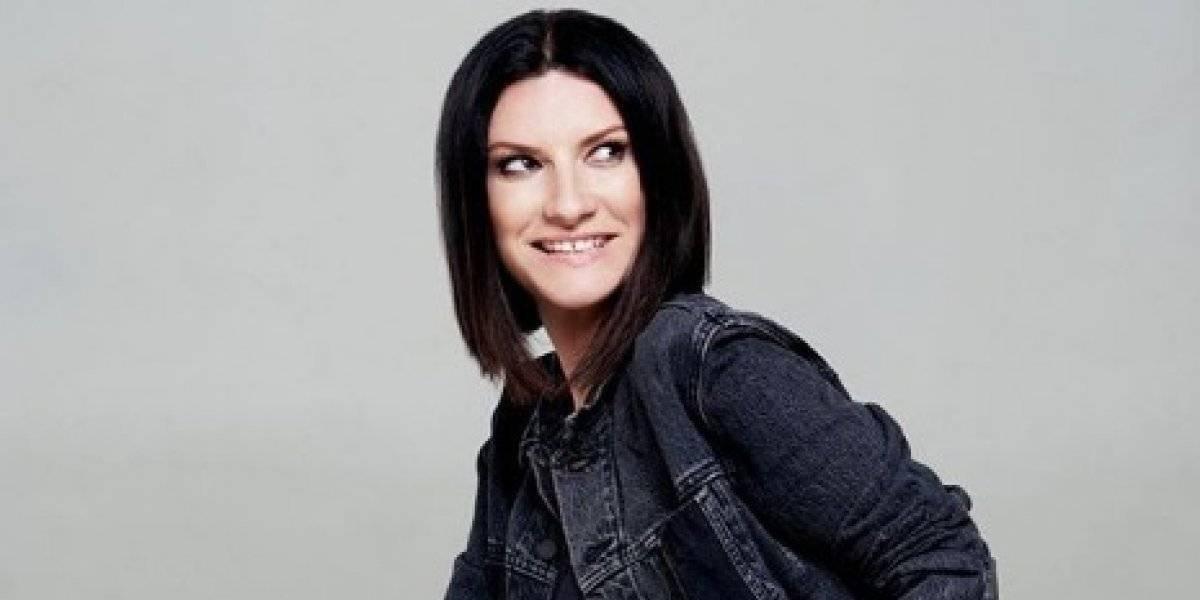 Laura Pausini pierde su voz
