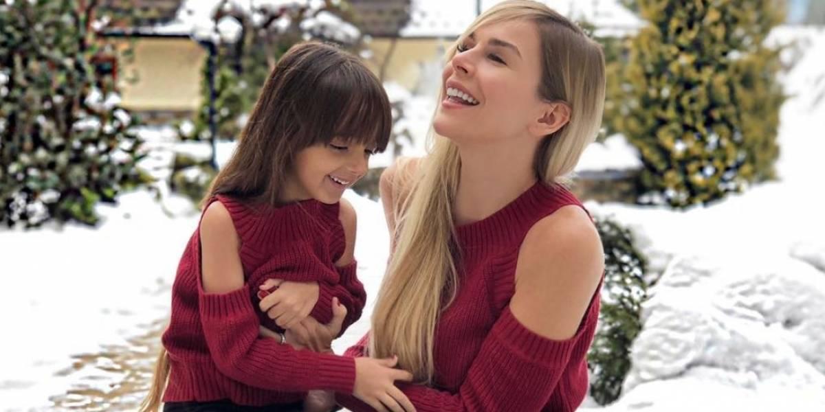 Esposa de Luis Fonsi sale en defensa de su hija