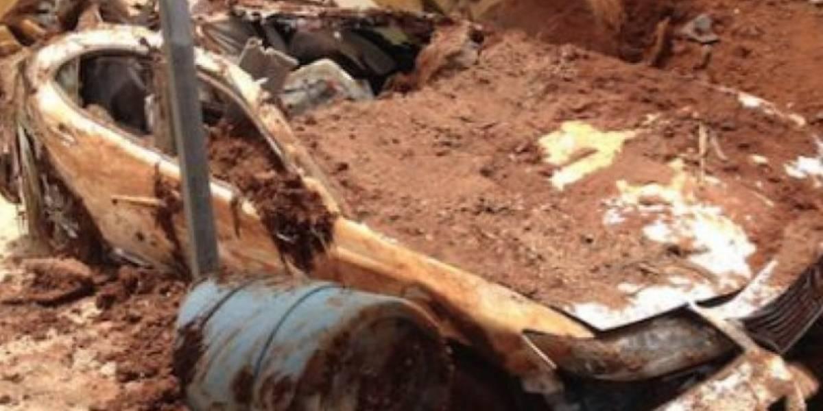 Excomerciante de Aguadilla se declara culpable por enterrar Lexus