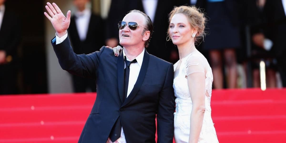 Tarantino diz que acidente de Uma Thurman em Kill Bill está entre seus 'maiores arrependimentos'