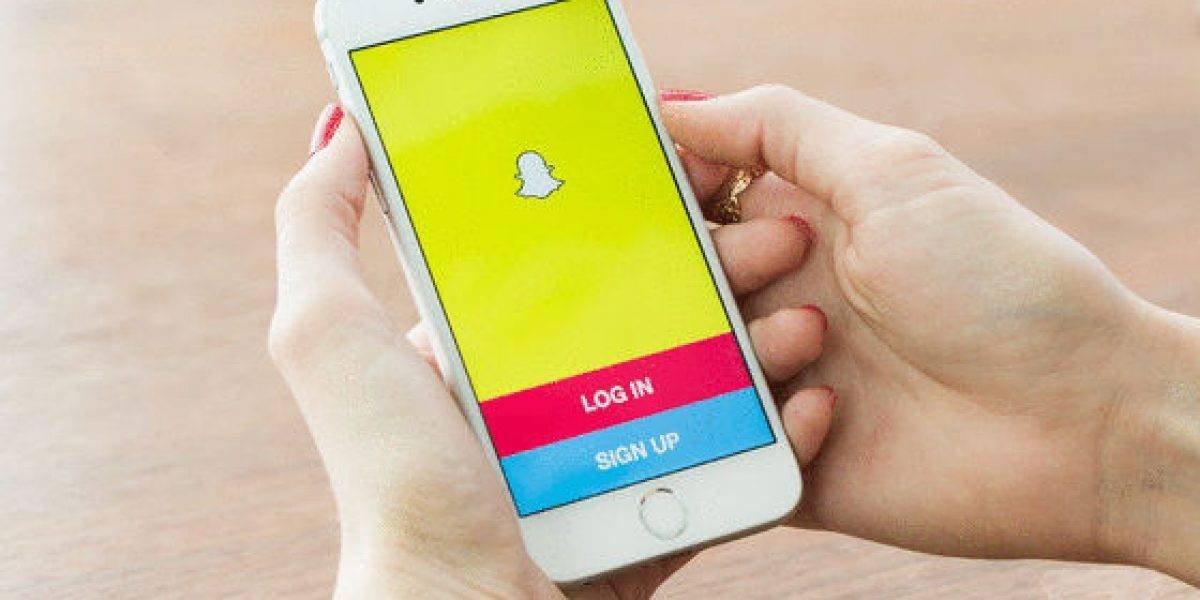 Snapchat aprovecha el mal momento de Facebook