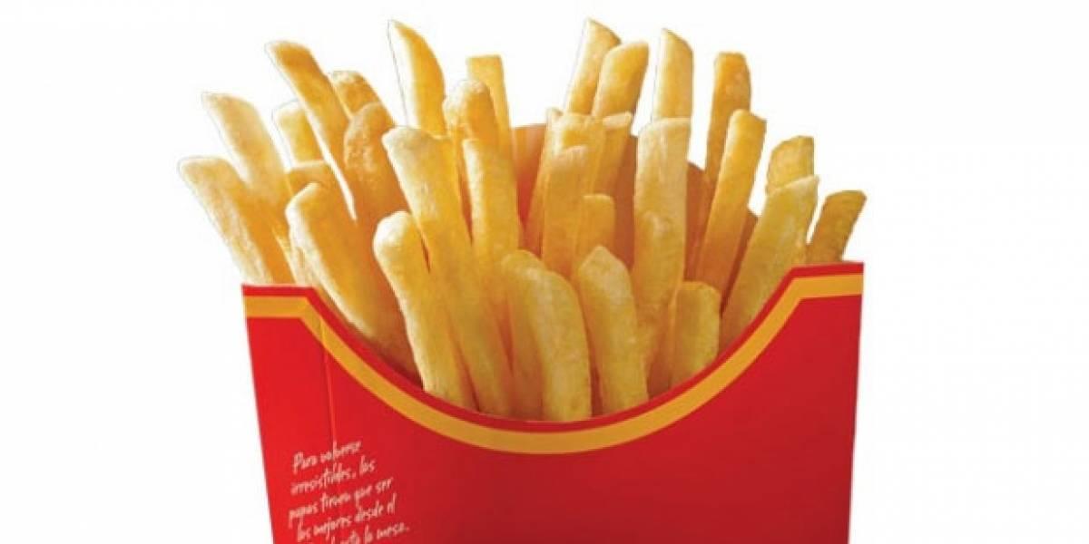 Papas de McDonald's podrían ayudar a solucionar la calvicie