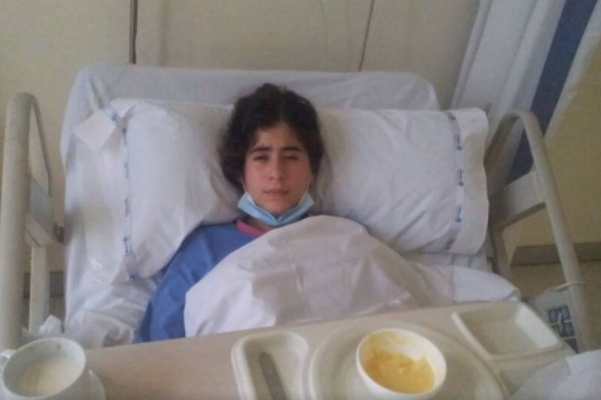 Joven chilena con rara enfermedad pide a la presidenta autorizar su eutanasia