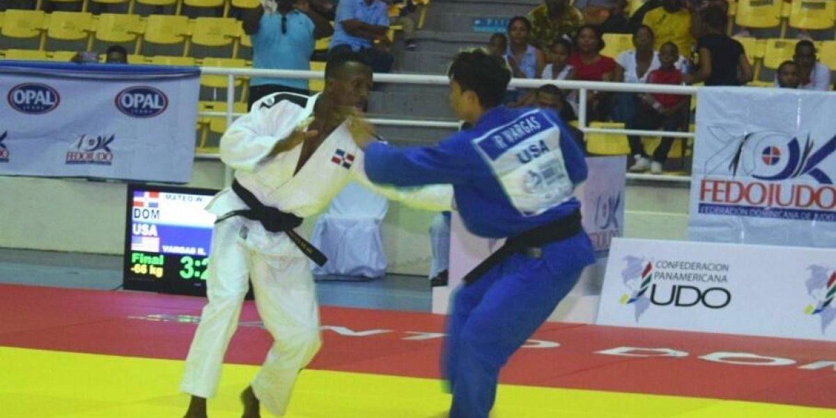 Judocas Mateo y Florentino competirán en clasificatorios
