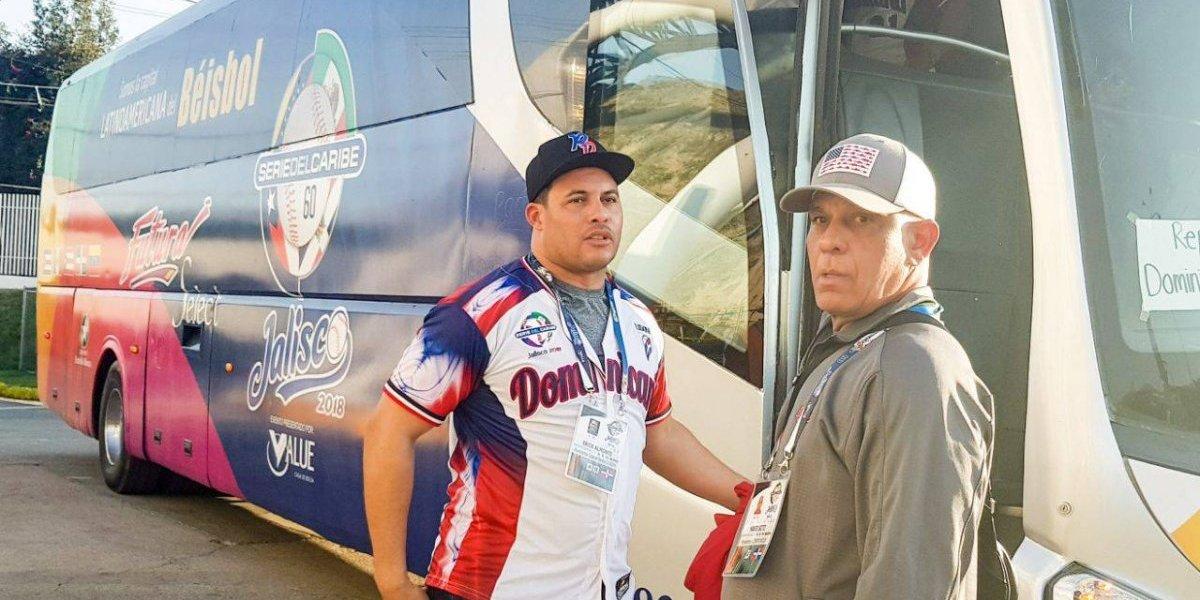 Erick Almonte orgulloso del trabajo realizado por jugadores del equipo dominicano en Serie del Caribe