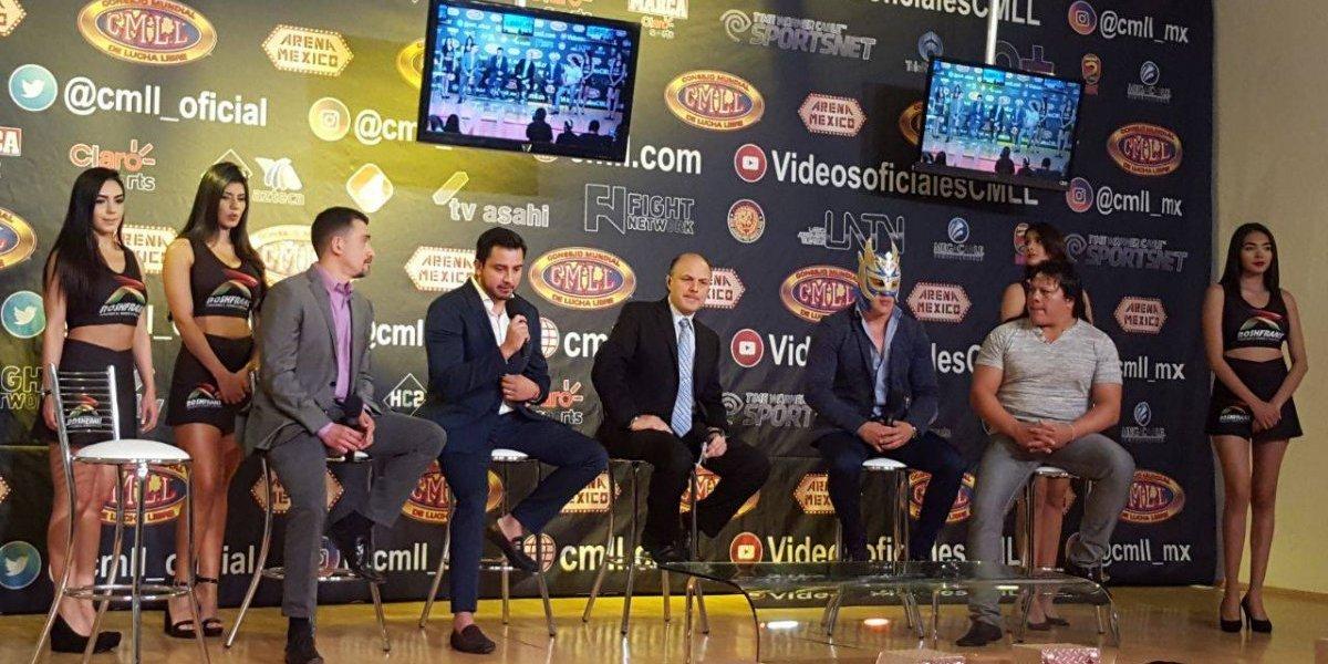 Revelan los narradores de TV Azteca para transmisiones del CMLL