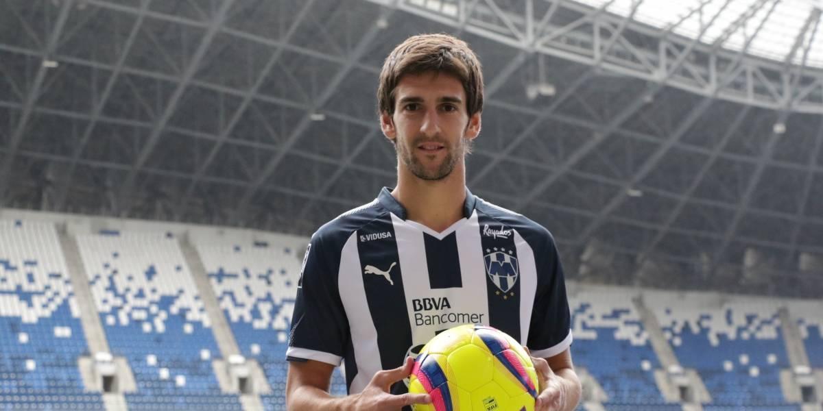Lucirá Lucas Albertengo el número '9' en Rayados