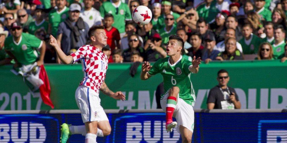 Tricolor hace oficial duelo contra Croacia