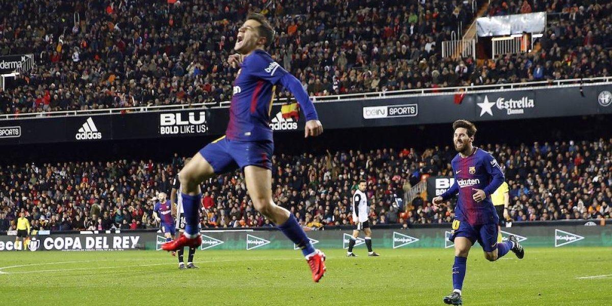 Barça irá por el tetracampeonato en la Copa del Rey