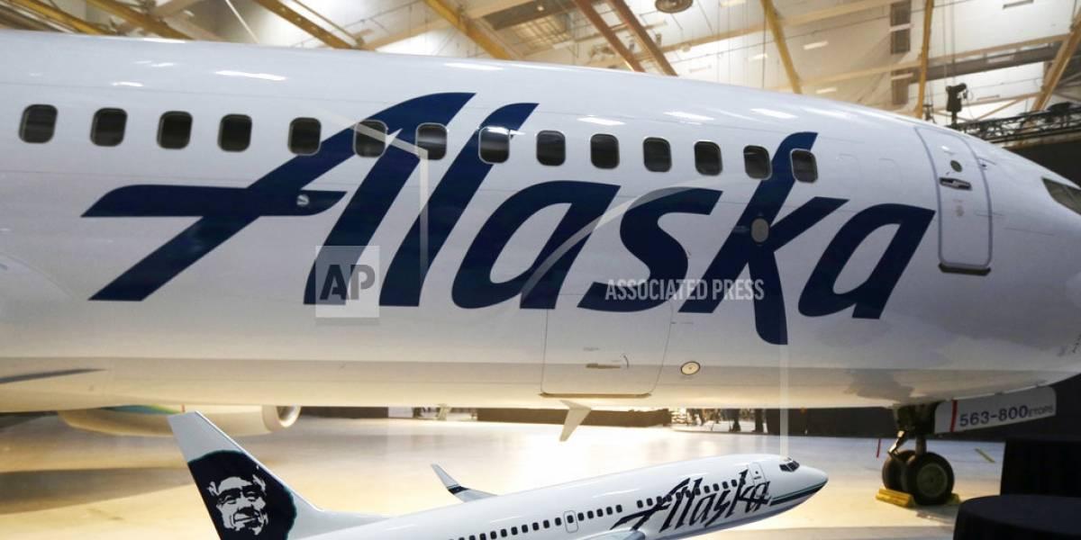 Pasajero desnudo obliga a avión a regresar a Anchorage