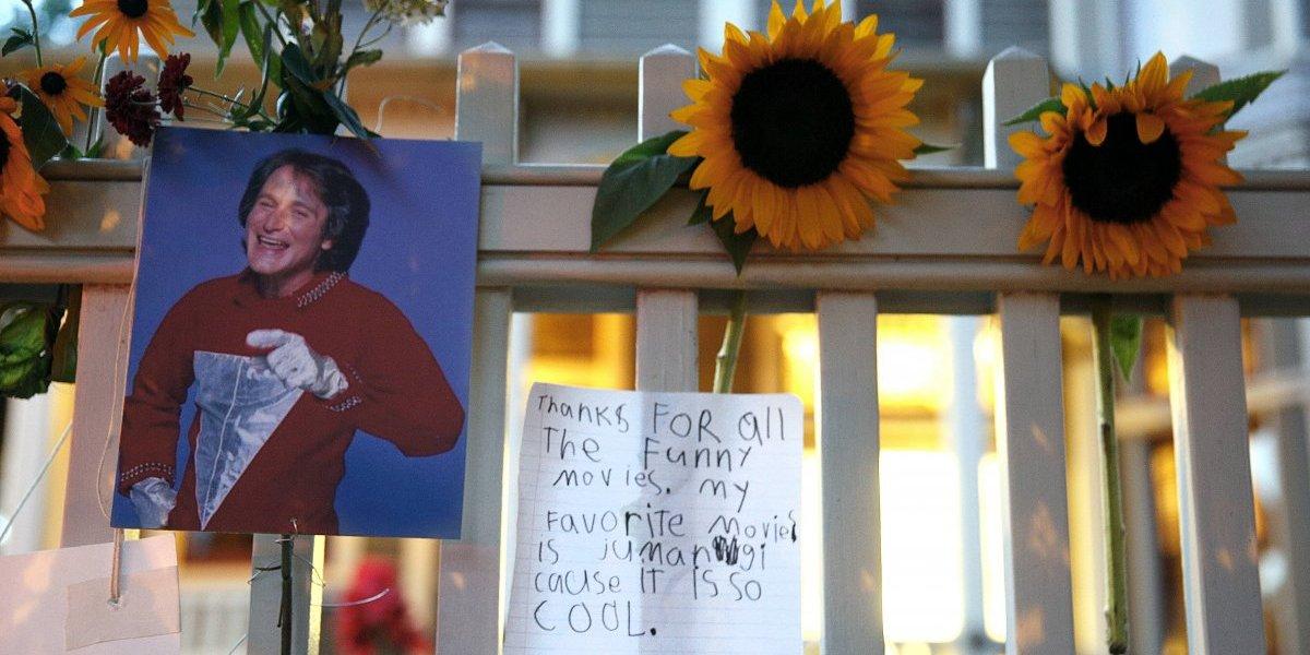 Número de suicidios en EU aumentó 10% tras la muerte de Robin Williams: estudio