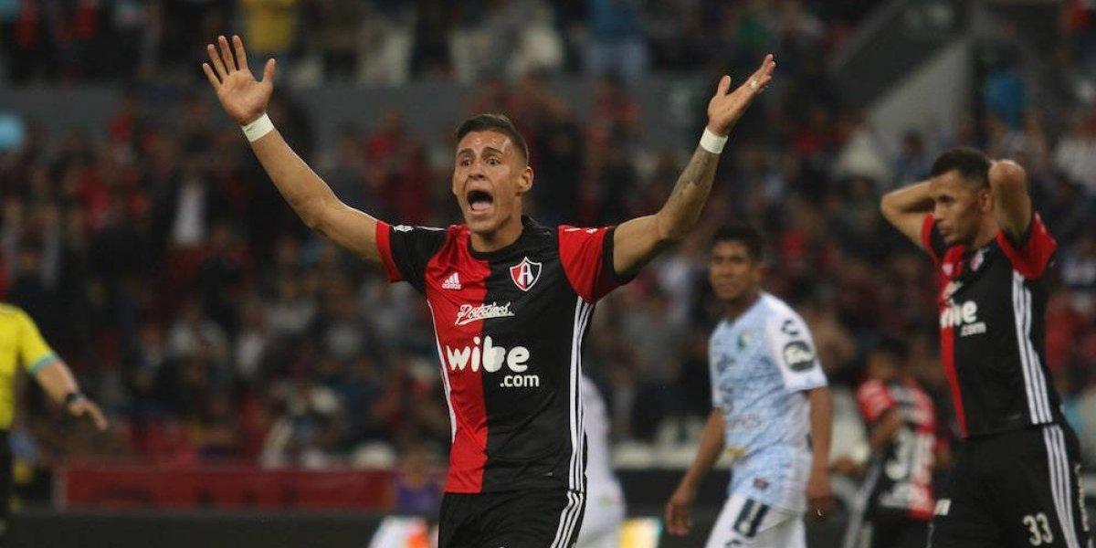Atlas cae ante Tampico y se complica en la Copa MX