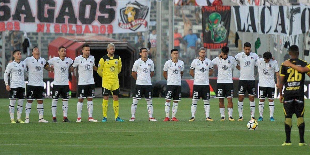 Orión vuelve al amarillo en jornada marcada por emotivo minuto de silencio: La trastienda del empate de Colo Colo