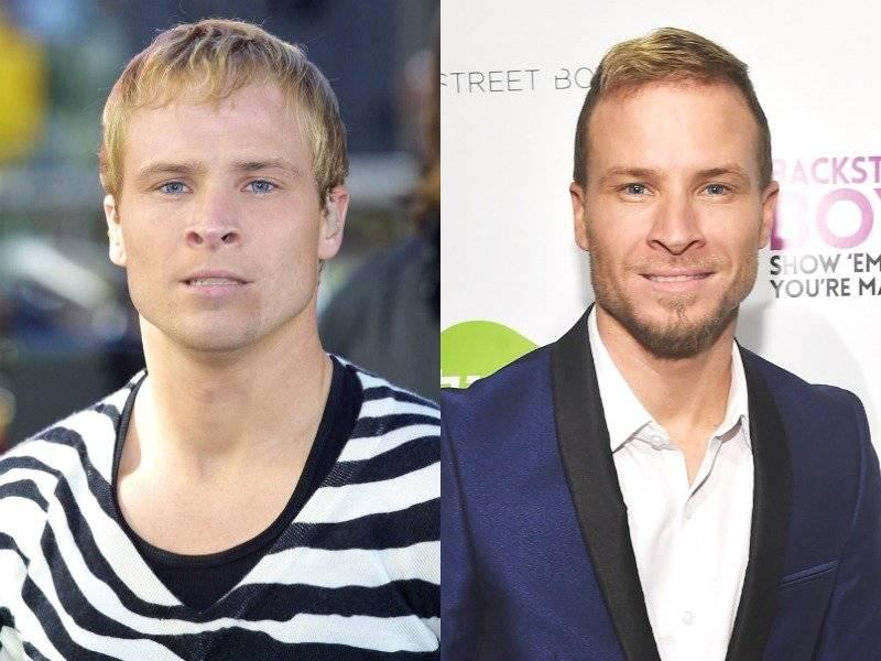 Backstreet Boys ayer y hoy