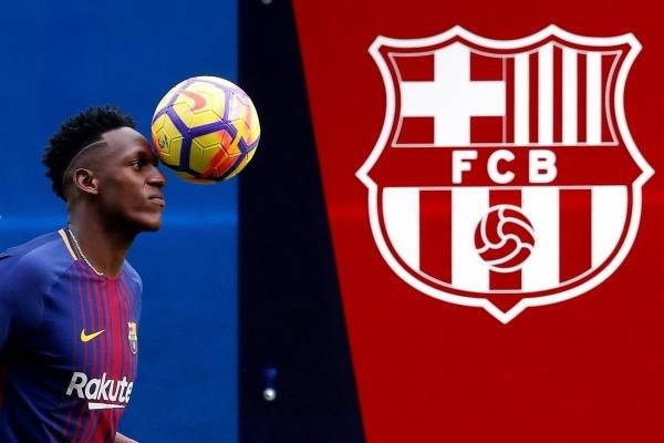 Debut de Yerry Mina