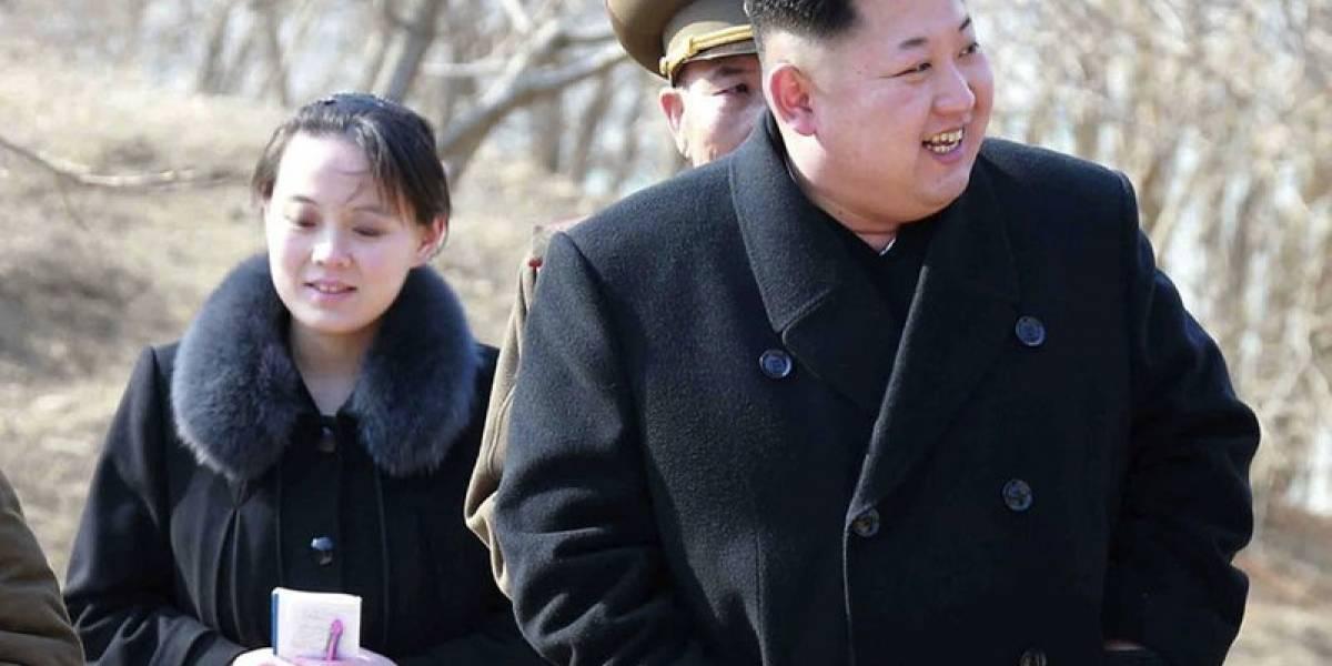 Hermana de Kim Jung Un se reunirá con el presidente surcoreano