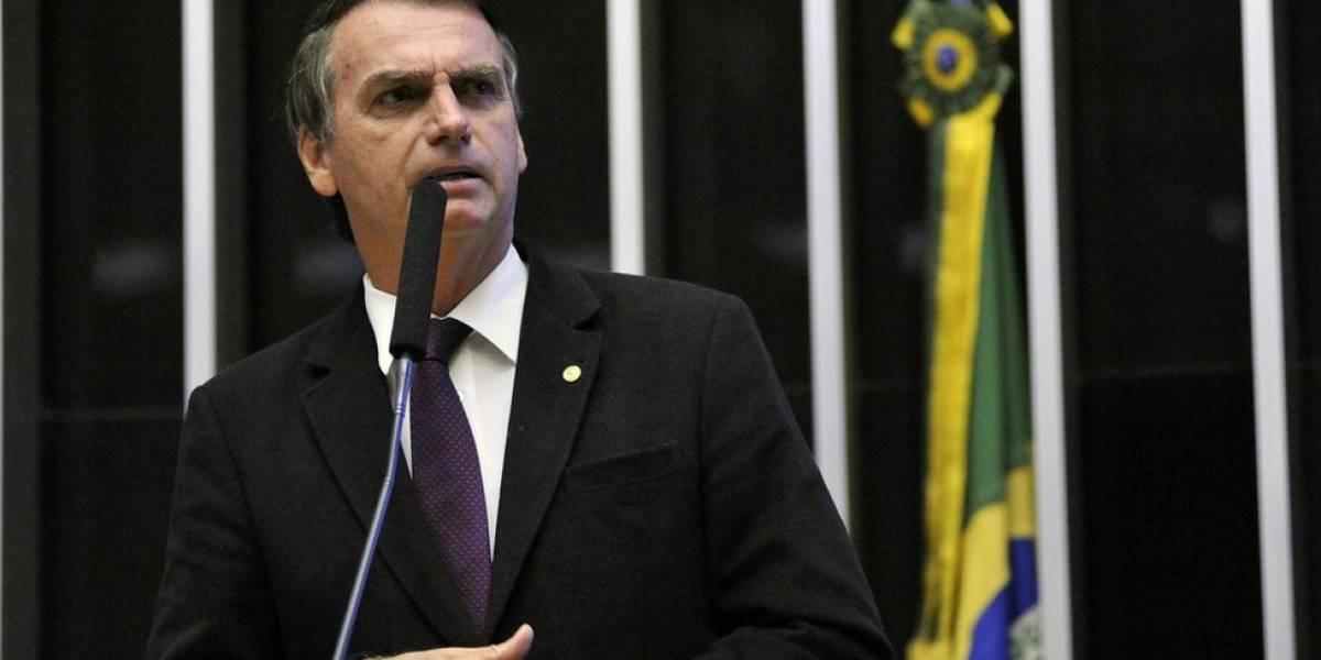 Bolsonaro viaja aos Estados Unidos para reunião com Trump