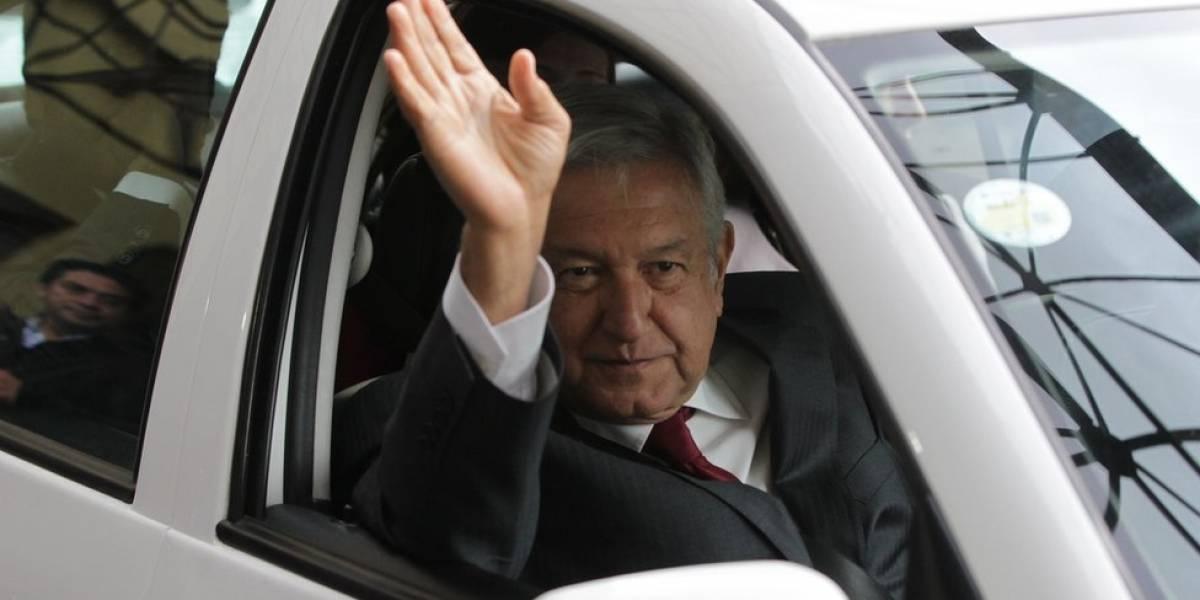 Presidente de México se mudará a Palacio Nacional