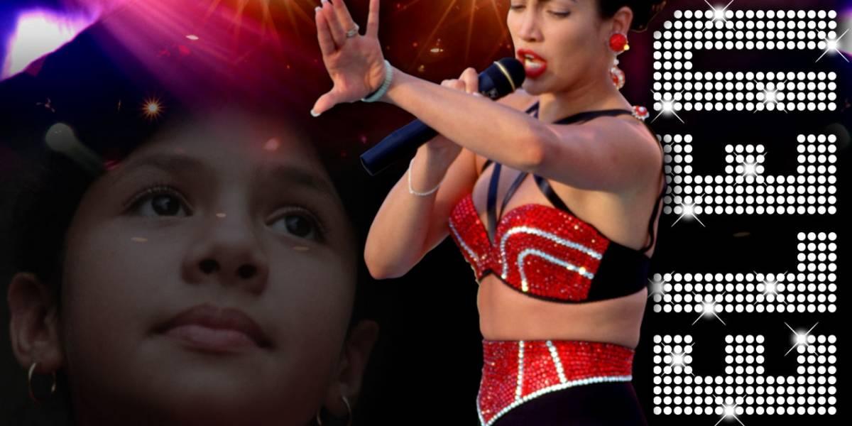 La trágica historia de la actriz que dio vida a Selena de niña