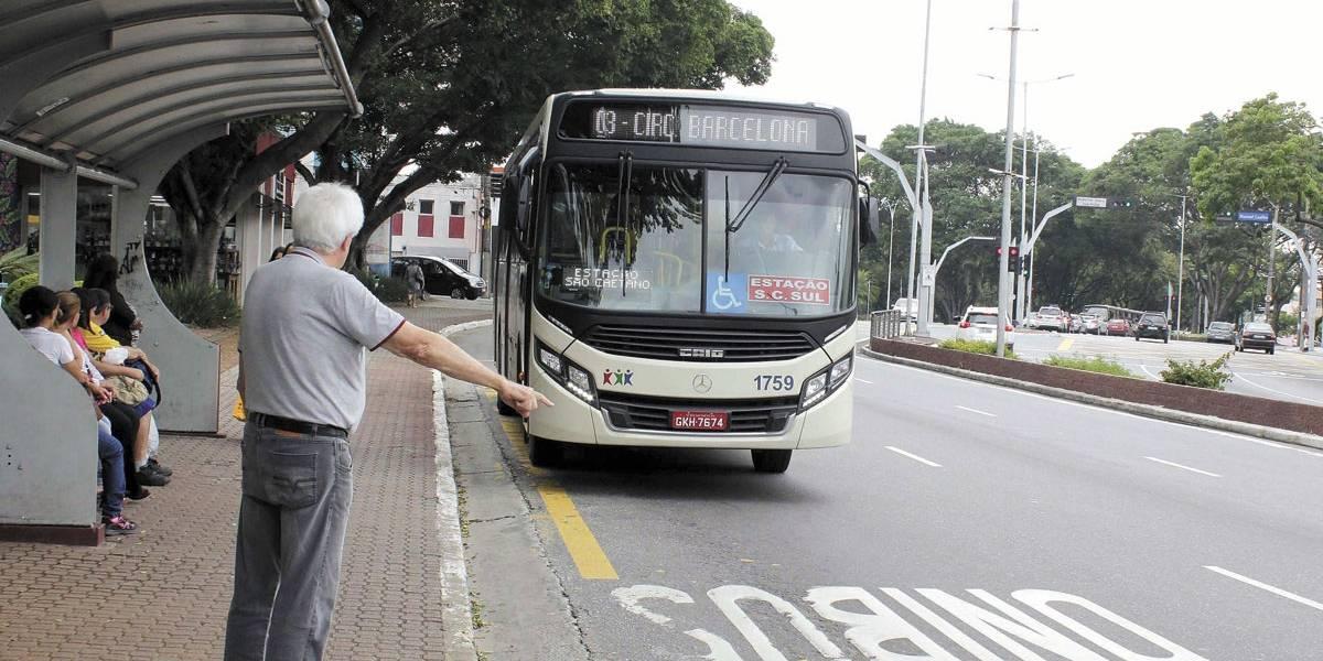 Reajuste na tarifa de ônibus não será feito regionalmente, diz Consórcio do ABC