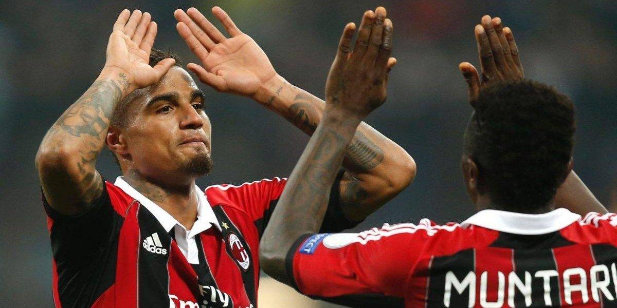 Exjugador del AC Milan busca entrar en el equipo de Clarence Seedorf