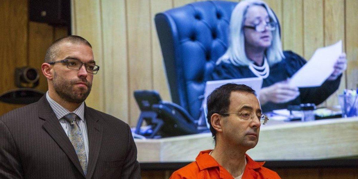 USA Gymnastics crea fondo para víctimas de Larry Nassar