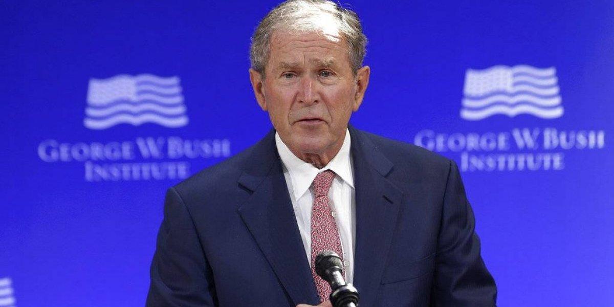 George W. Bush: Estados Unidos es el hogar de los dreamers