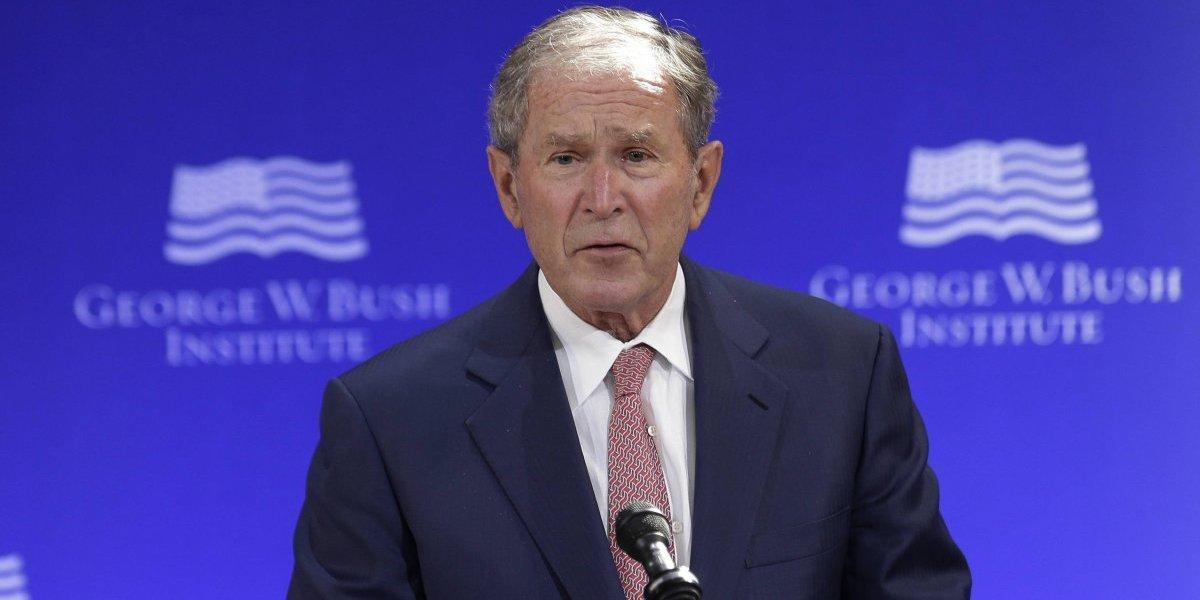 Trama Rusa estremece política en EEUU: George Bush denuncia que hay pruebas claras de interferencia de Moscú