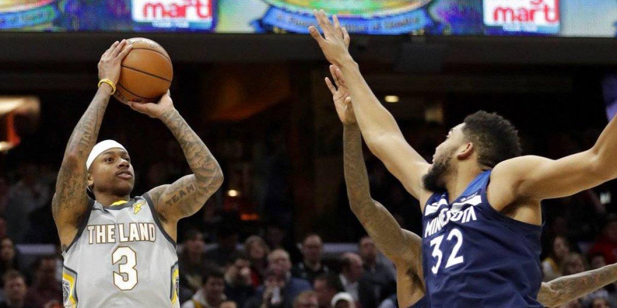 Cleveland envía a Isaiah Thomas a los Lakers