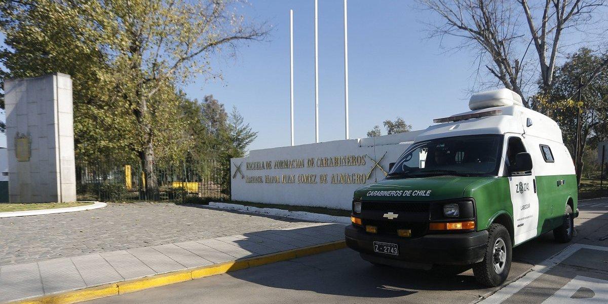 Escuela de Carabineros tuvo que ser evacuada por emanación de ácido sulfhídrico
