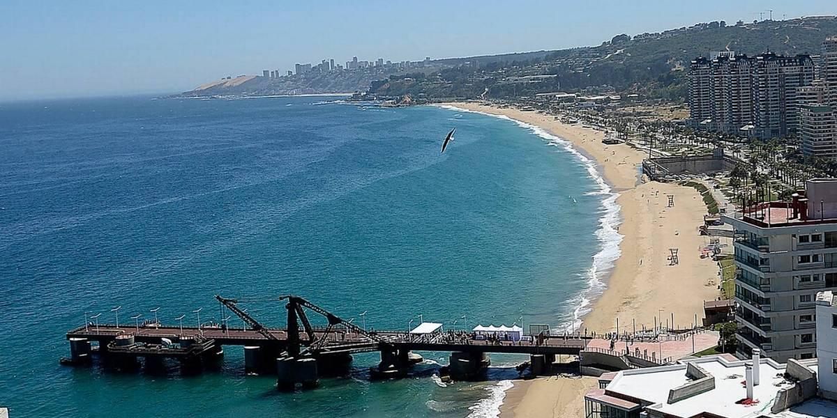 Cadena china de lujo operará hotel ubicado al lado del Muelle Vergara de Viña del Mar