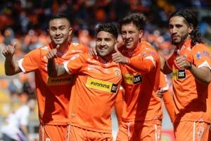 Cobreloa quiere volver a Primera de la mano de Rodrigo Pérez / Photosport