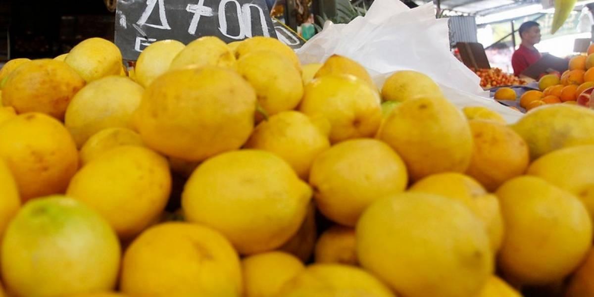 Alzas en precio de limones y tomates llevaron el IPC de enero a 0,5%