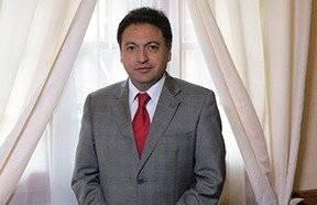 Marcelo Fernández, alcalde de Licantén