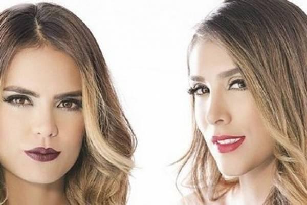 Vaneza Peláez y Daniela Ospina