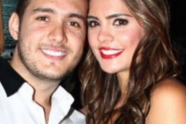 Sebastián Murillo y Vaneza Peláez