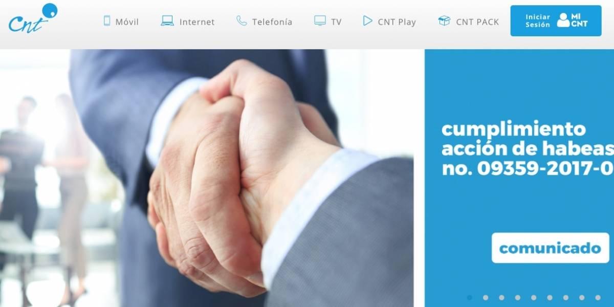 CNT no firmará el contrato con GolTV
