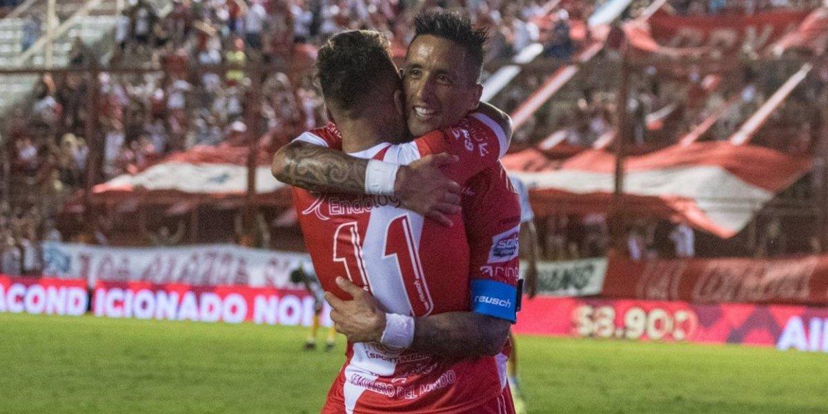 """Lucas Barrios: """"Yo quería ir al fútbol chileno, pero hay cosas que ya no se le pueden explicar a la gente"""""""