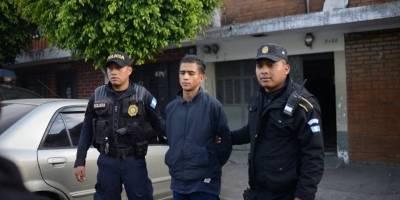 presunto ladrón capturado en zona 7
