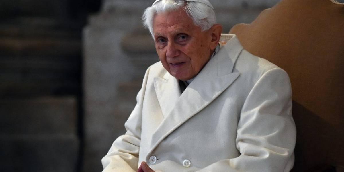 La carta con la que Benedicto XVI podría estarse despidiendo antes de morir