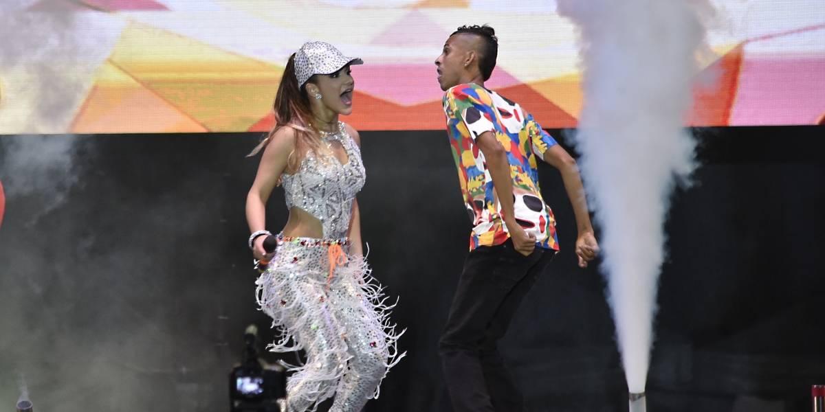 Los piques de la vida del Kata, el bailarín que subió la champeta a los escenarios del Carnaval