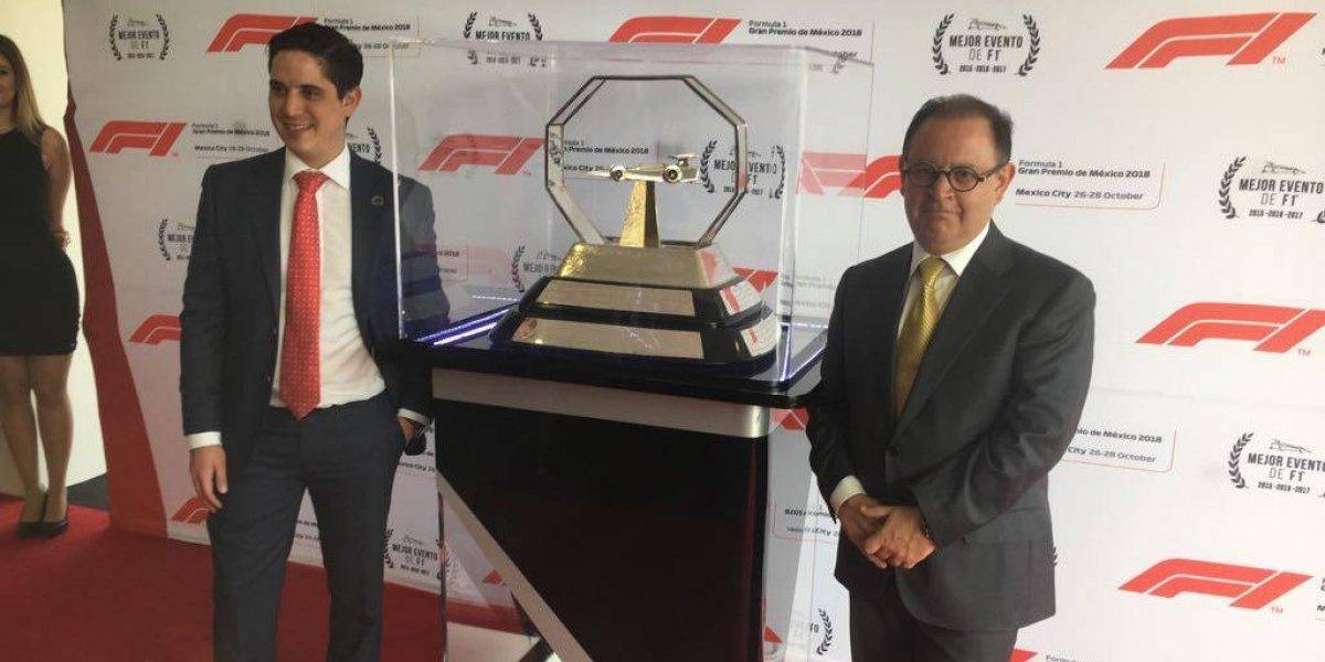 Extrañaremos a nuestras Grid Girls mexicanas: Federico González, director del GP de México