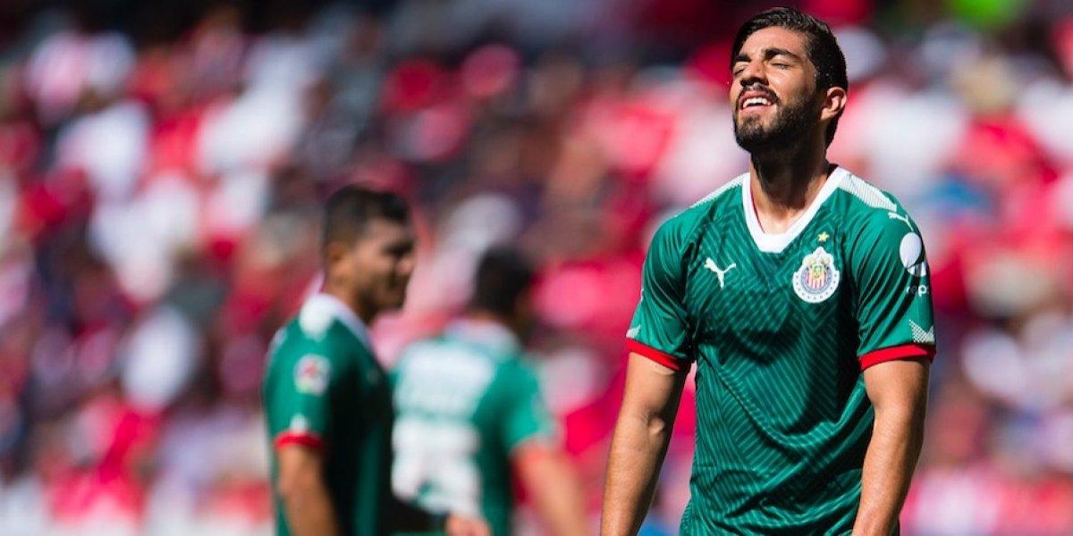Chivas enfrentará a Santos con la urgencia de ganar