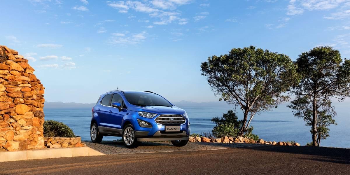 Ford Ecosport: la figura del mercado de SUV se ajusta al 2018