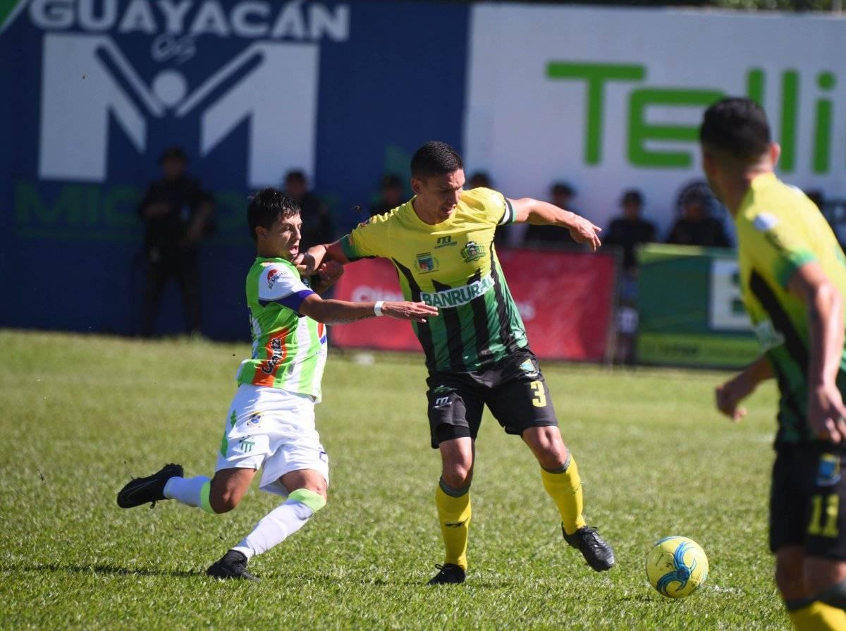 Alejandro Díaz es otra de las bajas sensibles del equipo antigüeño.