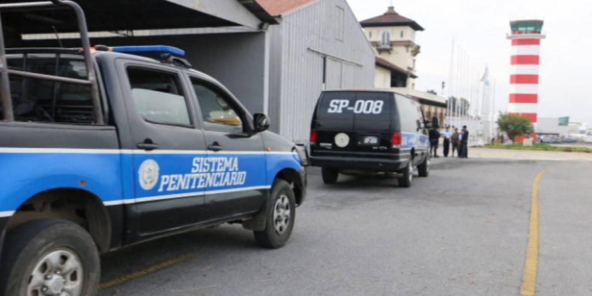 Guatemala extradita a cuatro presuntos narcos a EE. UU.