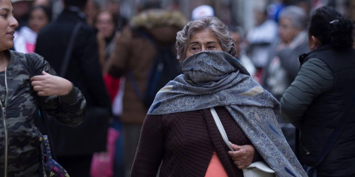 Frente frío 27 provocará lluvias y bajas temperaturas en el Golfo de México