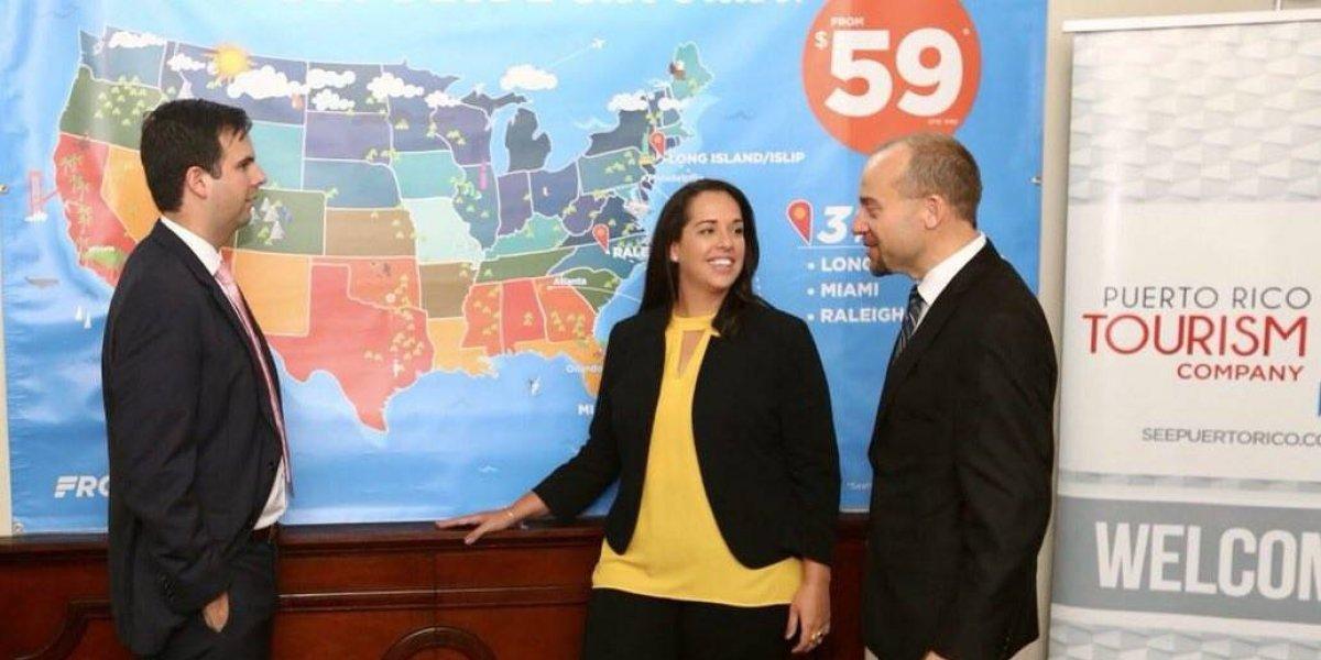 Frontier Airlines anuncia tres nuevas rutas desde San Juan