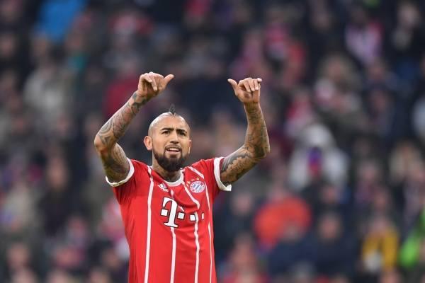 Arturo Vidal podría dejar Alemania en los próximos meses / Getty